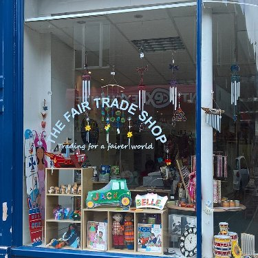 The Fair Trade Shop