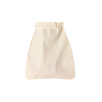 Medium cotton storage bag