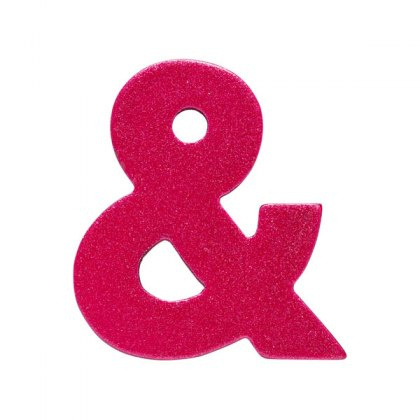 Fairytale ampersand