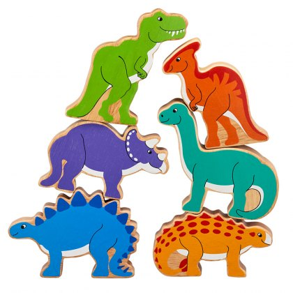 Dinosaurs - bag of 6