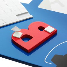 FREE sticky pads for letters