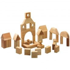 Natural building blocks