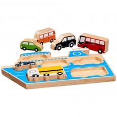 Ferry shape sorter