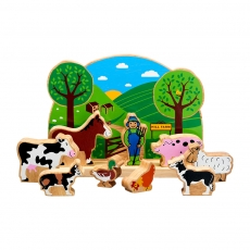 Junior farm playscene