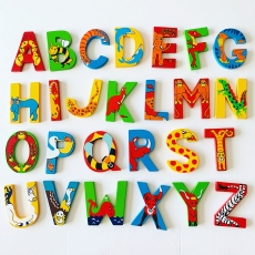 Alphabet set - 26 letters in bag