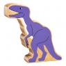 Natural purple velociraptor